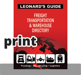 Freight Transportation & Warehouse Directory
